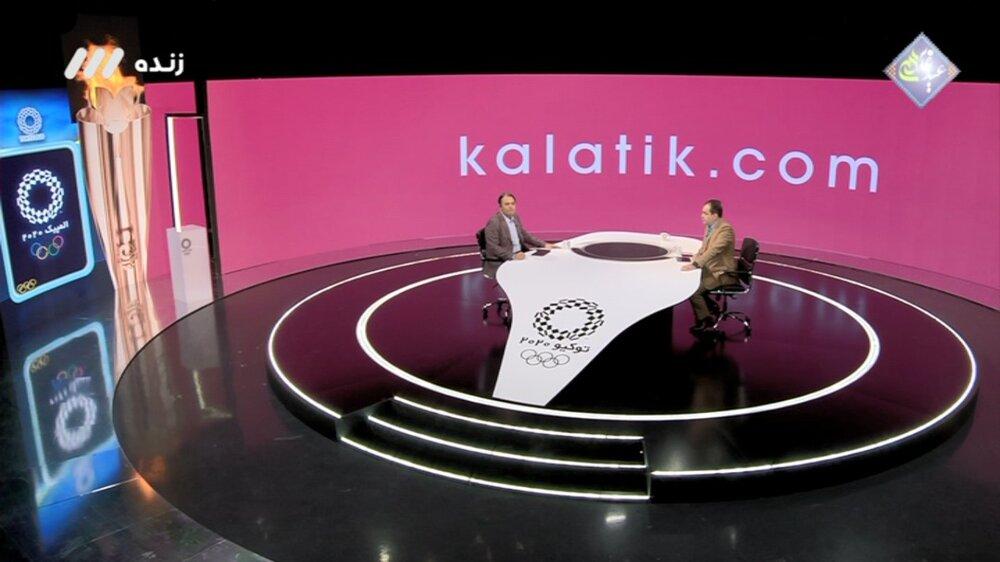 کالاتیک نخستین فروشگاه اینترنتی موبایل حامی ویژه برنامه المپیک ۲۰۲۰ توکیو در شبکه سه سیما