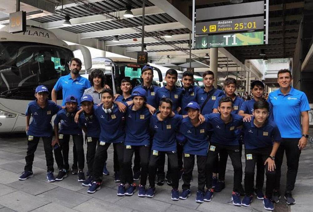 مستند رویاهای خالکوبی شده کمپ استعدادیابی فوتبال لالیگا   ایرانسل
